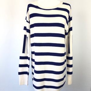 Equipment Femme Pullover Cashmere Stripe Sweater